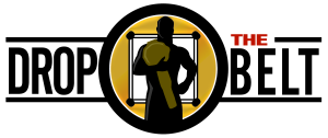 NXT DropTheBelt Fantasy Wrestling logo